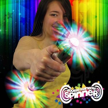 Double Rainbow Spinner