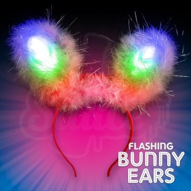 Light Up Bunny Ears