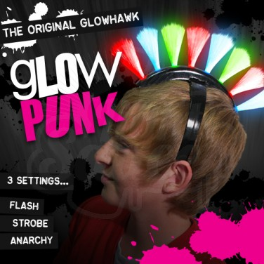 Light Up Punk Hair