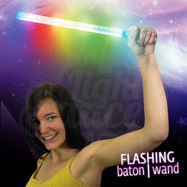 Light Up Baton Or Wand