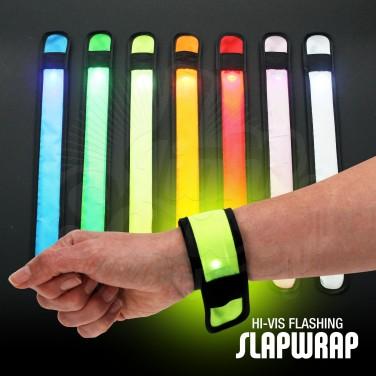 Flashing Slap Wrap