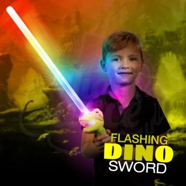 Flashing Dinosaur Sword Wholesale