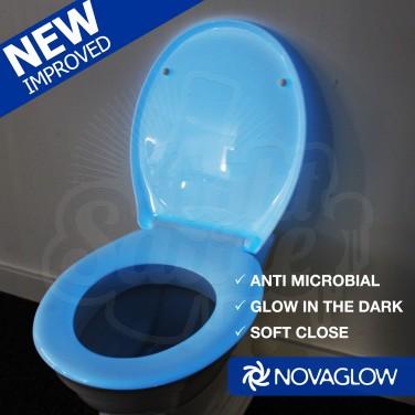Glow in the Dark Toilet Seat
