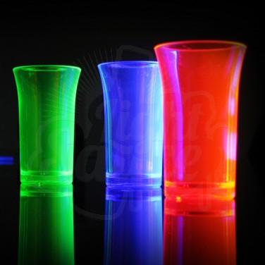 UV Reactive Shot Glasses
