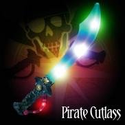 Light Up Pirate Cutlass Sword