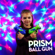 Flashing Prism Gun