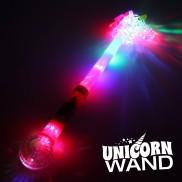 Large Flashing Unicorn Wand