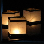 Floating Lantern - Box (3 pack)