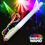 Flashing Rainbow Wand