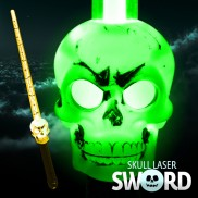 Flashing Skull Sword